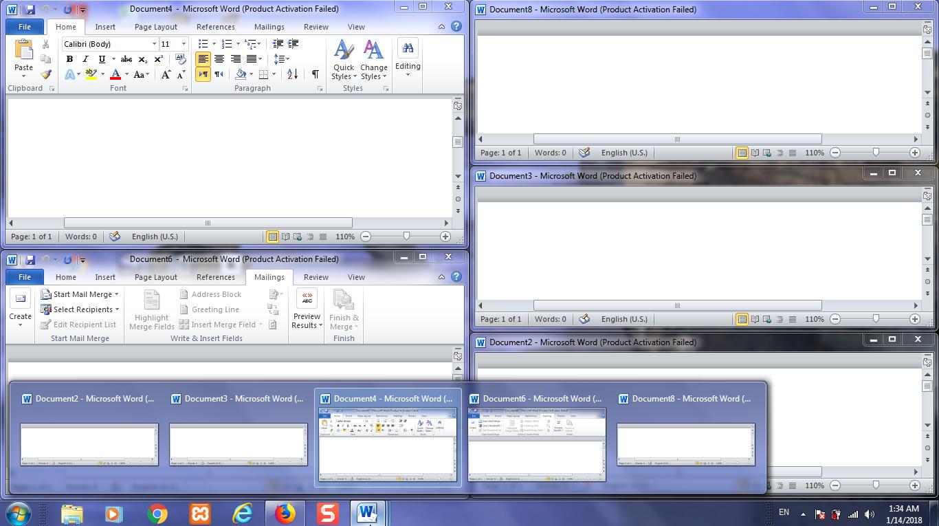 2 میانبر کاربردی ویندوز