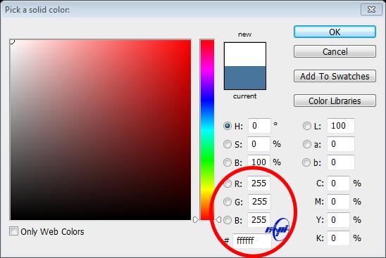 آموزش نمایش عکس داخل متن در فتوشاپ