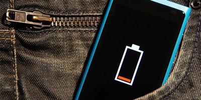 دلایل خالی شدن باطری موبایل+راهکار کاهش