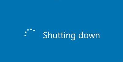 نحوه تنظیم خاموش شدن ویندوز به صورت سریع