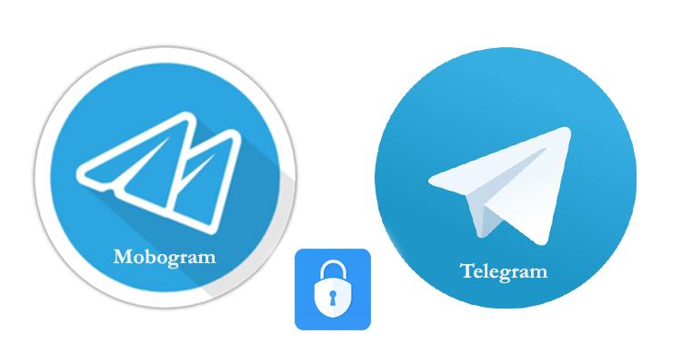 قفل کردن چت ، گروه و کانال تلگرام با استفاده از موبوگرام