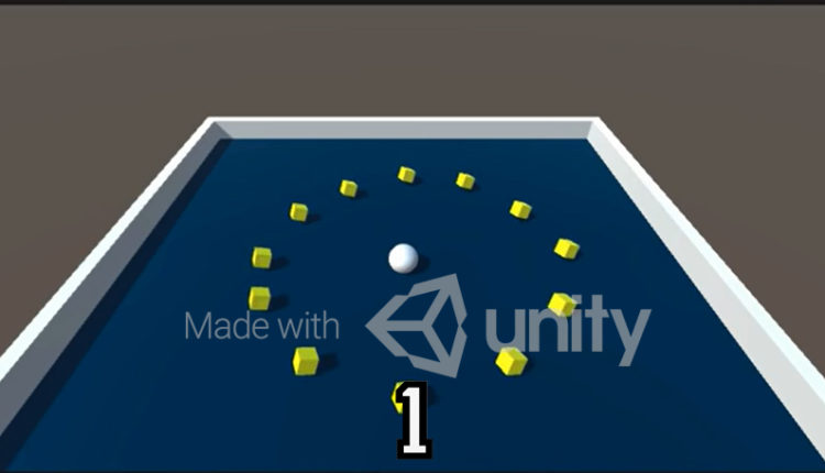 دوره آموزشی ساخت بازی چرخش توپ با یونیتی – (قسمت اول – تنظیمات بازی)