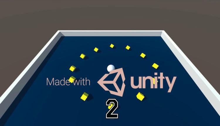 دوره آموزشی ساخت بازی چرخش توپ با یونیتی – (قسمت دوم – حرکت دادن توپ)
