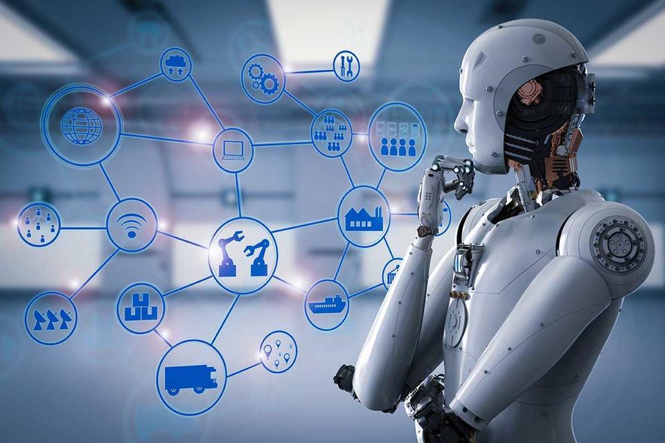 تقسیم بندی هوش مصنوعی