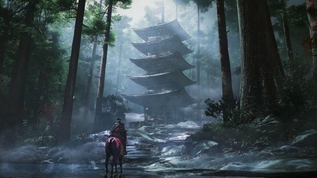 معرفی بازی ghost of tsushima