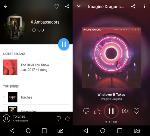 معرفی بهترین برنامه های موسیقی رایگان برای اندروید و کامپیوتر
