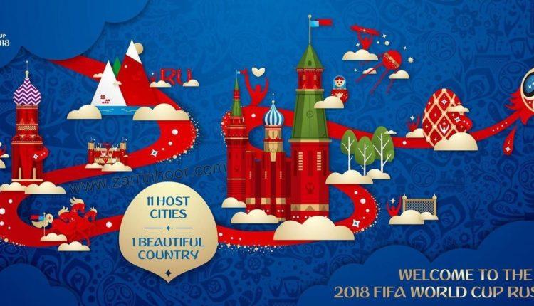 نگاهی کلی به جام جهانی۲۰۱۸