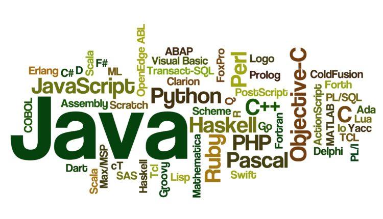 رتبه نخست تا سوم زبان های برنامه نویسی را بیشتر بشناسید+جدول