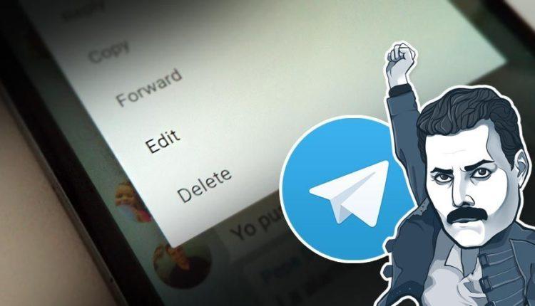 قابلیت جایگزین کردن عکس و ویدیو ارسال شده در آپدیت جدید تلگرام