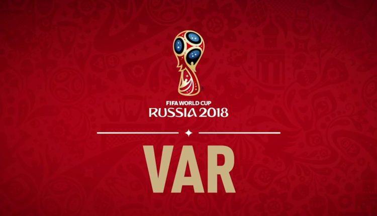 معرفی کمک داور ویدیویی یا VAR در جام جهانی ۲۰۱۸ روسیه