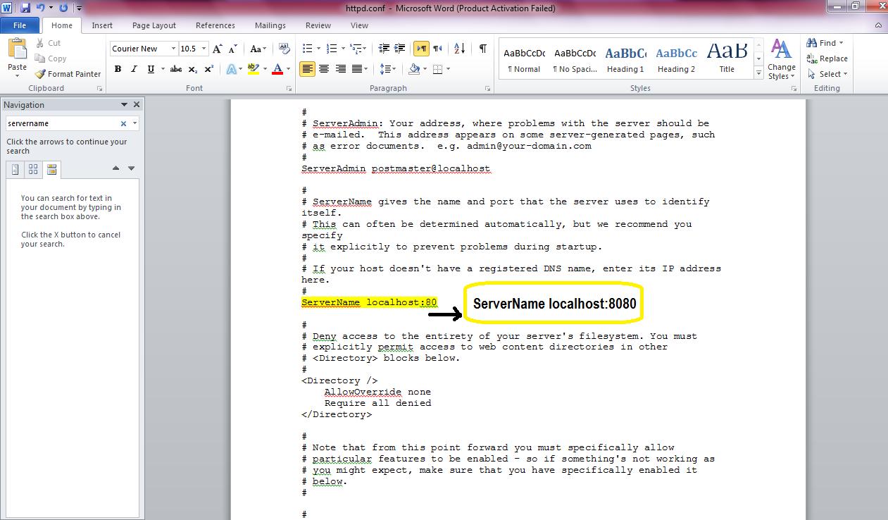 روش حل مشکل وصل نشدن برنامه Apache روی XAMPP