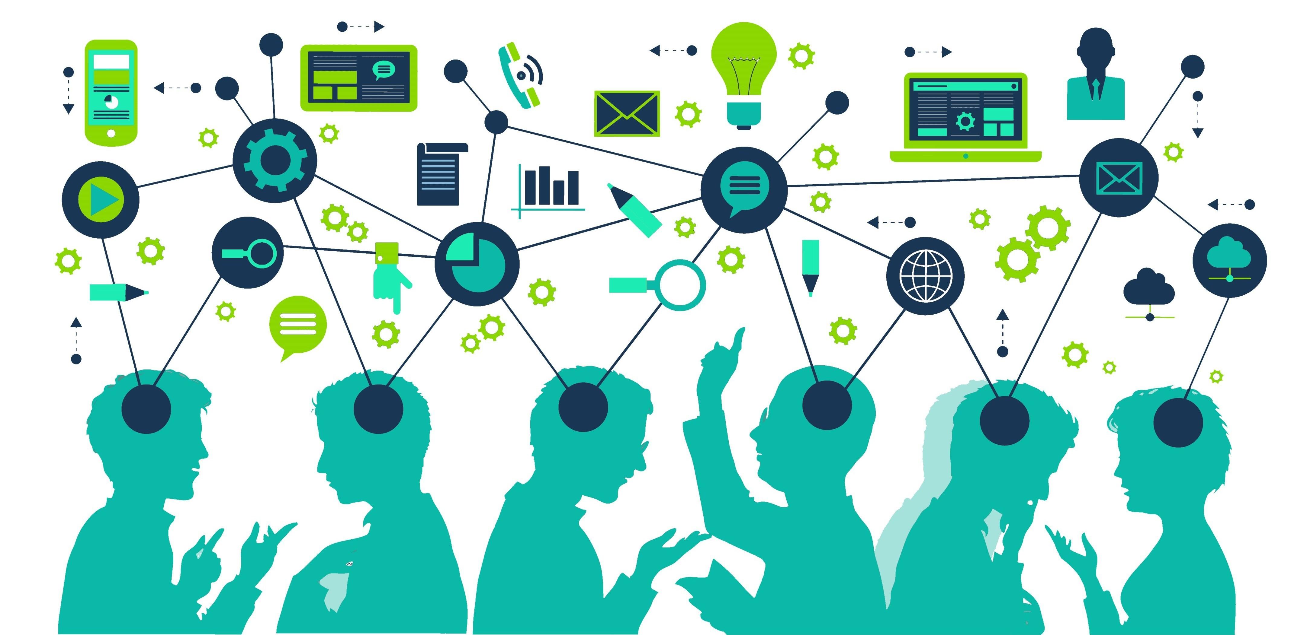 اهمیت طراحی سایت در شبکه های اجتماعی