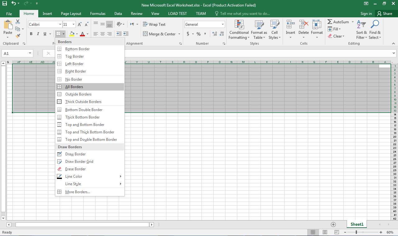 Excel در حساب داری