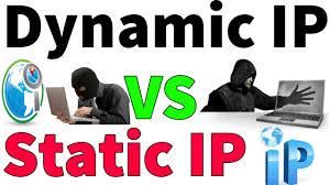 تفاوت آی پی استاتیک و آی پی دینامیک (IP static و IP dynamic) width=