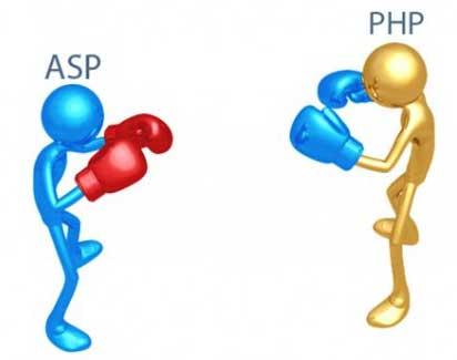 مقایسه زبان Asp و Php و برتری هر کدام