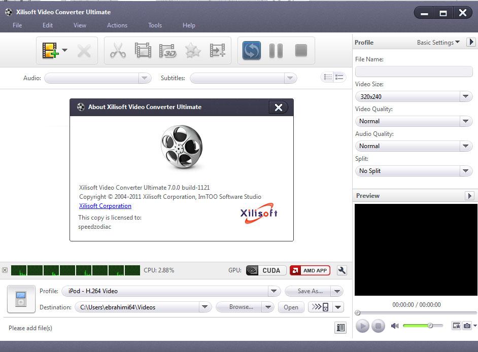 معرفی نرم افزار Xilisoft Video Editor
