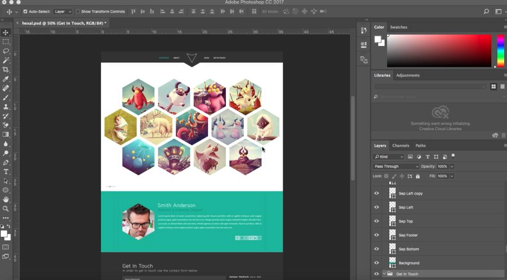 معرفی نرم افزار Adobe Muse طراحی وب سایت