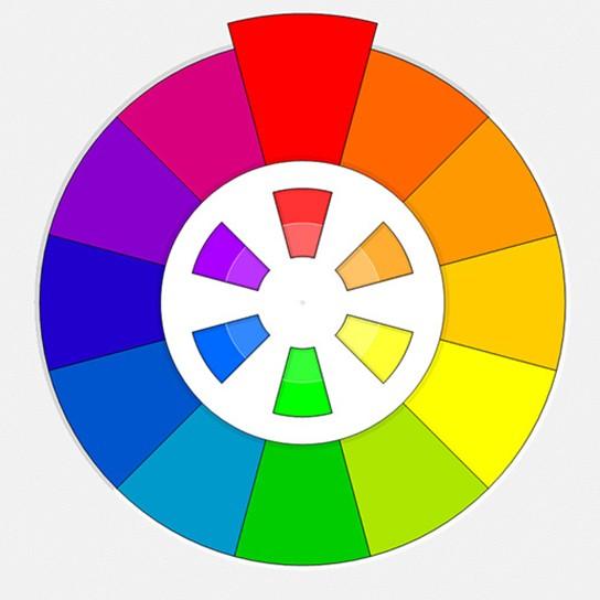 رنگهای مکمل