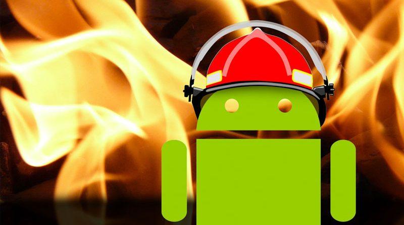 داغ شدن گوشی های اندرویدی،علل عمده و راهکارهای جلوگیری از آن