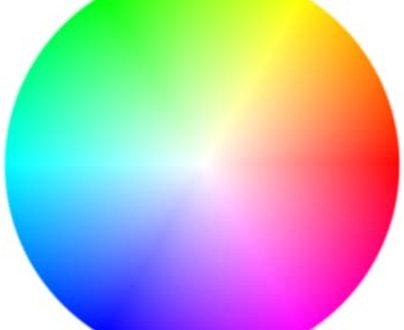 تئوری رنگ ها و هارمونی رنگ