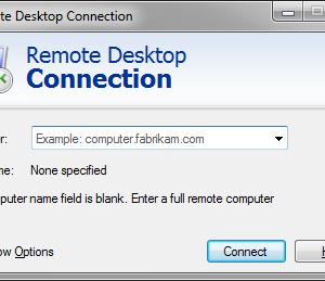 خاموش کردن کامپیوتر از راه دور