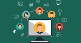 تعامل در شبکه های اجتماعی به چه معنی است؟