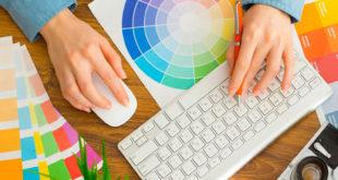 رنگ مناسب برای طراحی سایت و محتوا