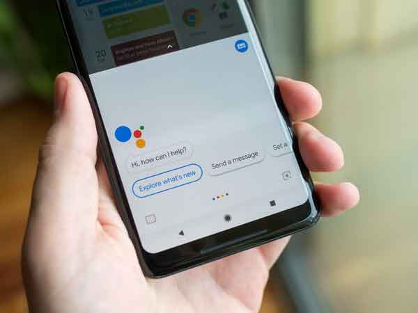 قابلیت هایی Google Assistant