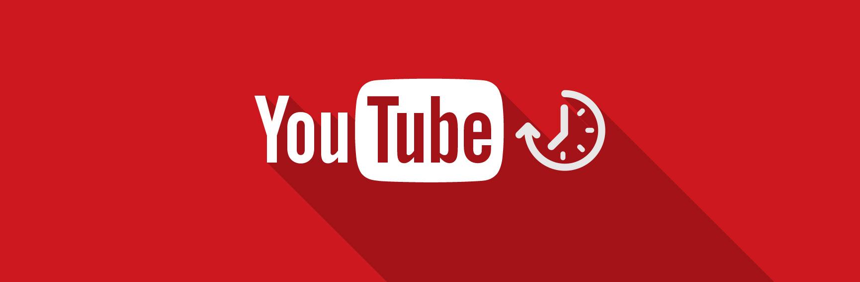 یوتیوب به استاندارد دیوایسهای لمسی پیوست