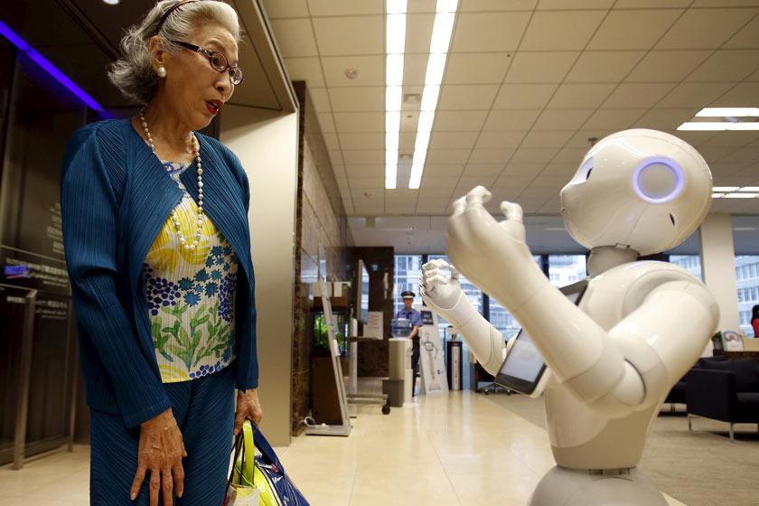 ربات های احساسی