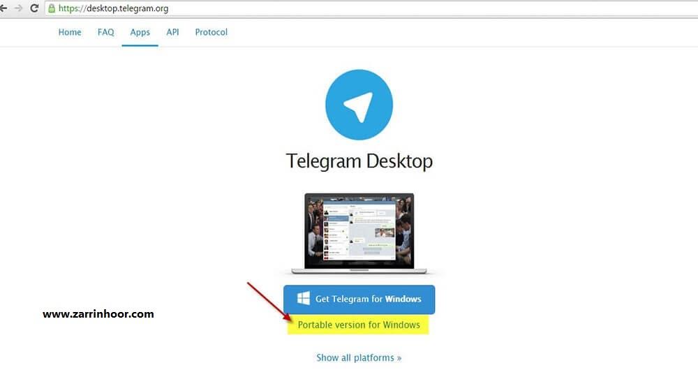آموزش استفاده از چند اکانت تلگرام در ویندوز