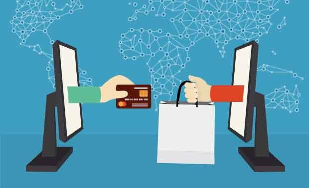 3.فروشگاه های اینترنتی